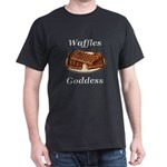 Waffles Goddess Dark T-Shirt