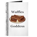 Waffles Goddess Journal