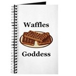 Waffles Goddess Journal