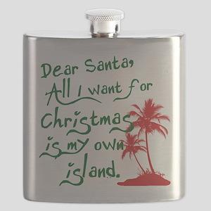 Christmas Island Flask