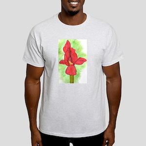 Red Iris Light T-Shirt