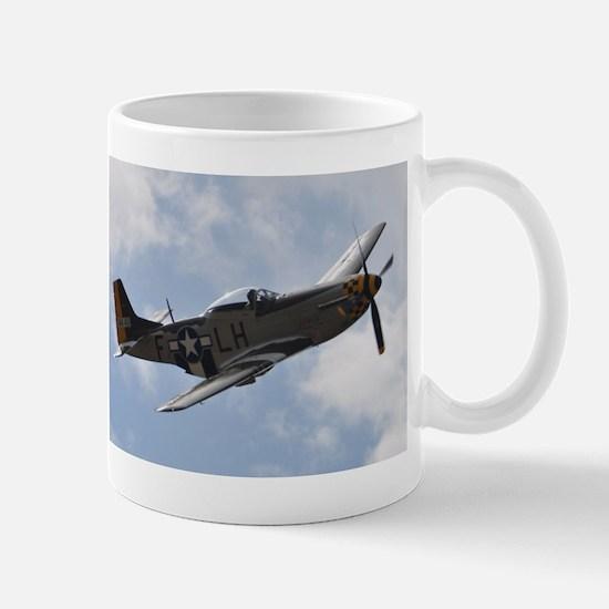 P-51D Mustang Mug