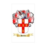 Hurlin Sticker (Rectangle 50 pk)