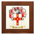 Hurlin Framed Tile