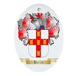Hurlin Ornament (Oval)