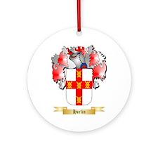 Hurlin Ornament (Round)