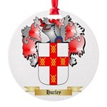 Hurley Round Ornament