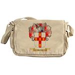 Hurley Messenger Bag