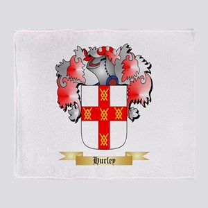 Hurley Throw Blanket