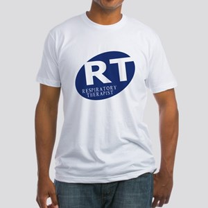 Respiratory Therapist Fitted T-Shirt