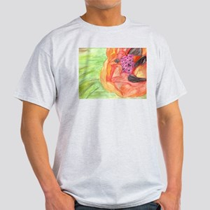 Giant Poppy Light T-Shirt