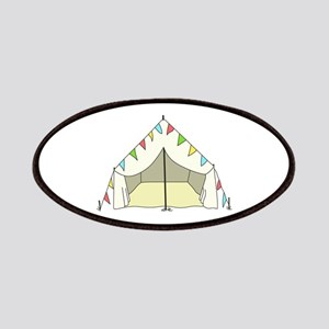 GLAMPING TENT Patches