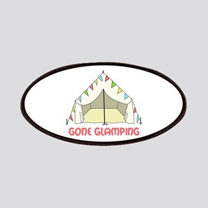 GONE GLAMPING Patches