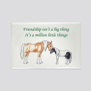 FRIENDSHIP ISNT A BIG THING Magnets