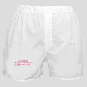 Dont Hald Fart In Boxer Shorts