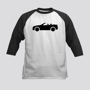 Car convertible Kids Baseball Jersey