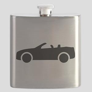 Car convertible Flask