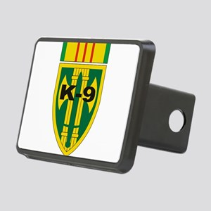 12th Army Rectangular Hitch Cover