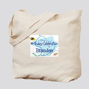 Celebration for Branden (fish Tote Bag