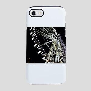 Paris Holiday Farris Wheel Chr iPhone 7 Tough Case