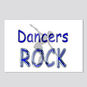 Dancers Rock Postcards (Package of 8)
