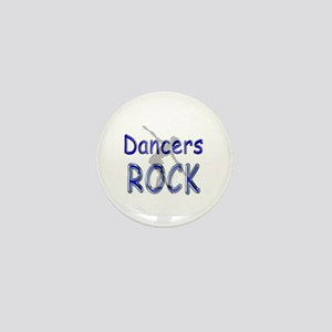 Dancers Rock Mini Button