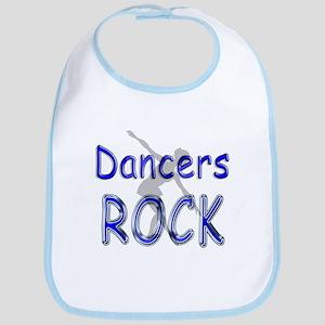 Dancers Rock Bib