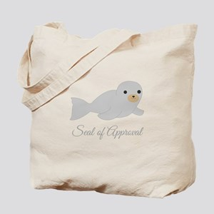 Seal Of Approval Tote Bag