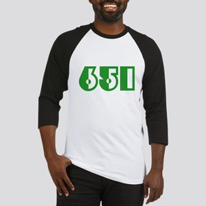 Area Codes Baseball Jersey