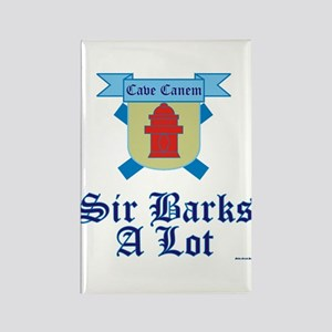 Sir Barks A lot Magnets