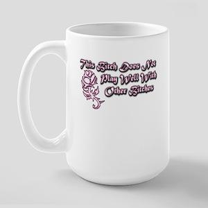This Bitch Large Mug