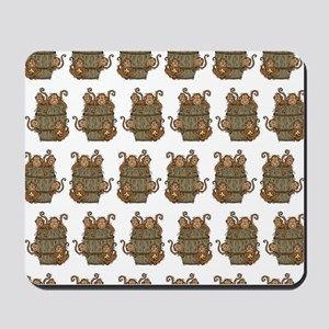 Barrel of Monkeys Mousepad