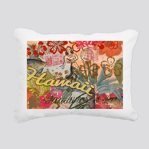 Vintage Hawaii Travel Colorful Hawaiian Tropical R
