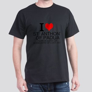 I Love St. Anthony of Padua T-Shirt