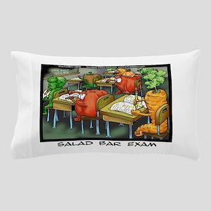 Salad Bar Exam Pillow Case