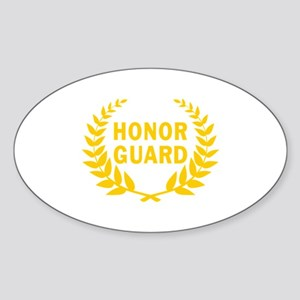 HONOR GUARD WREATH Sticker