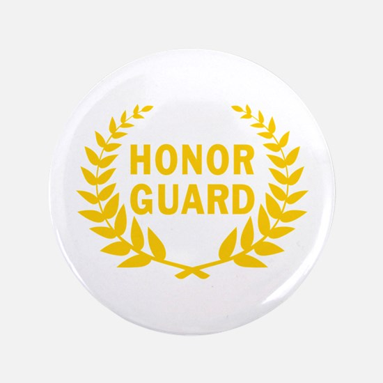 "HONOR GUARD WREATH 3.5"" Button"