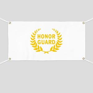 HONOR GUARD WREATH Banner