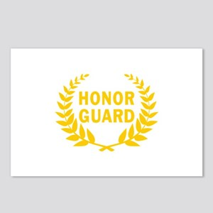 HONOR GUARD WREATH Postcards (Package of 8)