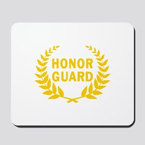 HONOR GUARD WREATH Mousepad