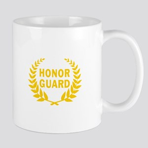 HONOR GUARD WREATH Mugs
