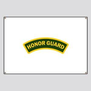 HONOR GUARD ARCHED Banner