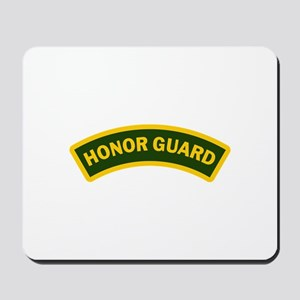 HONOR GUARD ARCHED Mousepad