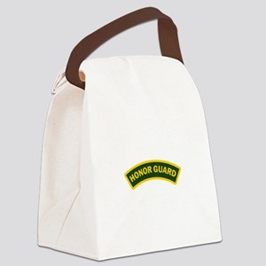 HONOR GUARD ARCHED Canvas Lunch Bag