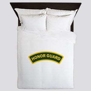 HONOR GUARD ARCHED Queen Duvet