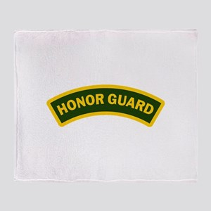 HONOR GUARD ARCHED Throw Blanket