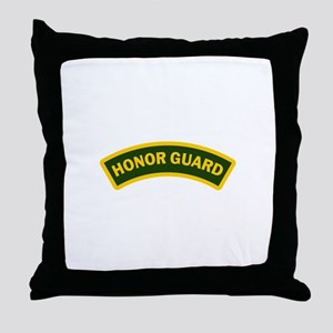 HONOR GUARD ARCHED Throw Pillow