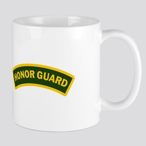 HONOR GUARD ARCHED Mugs