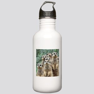 Meerkat 002Q Stainless Water Bottle 1.0L