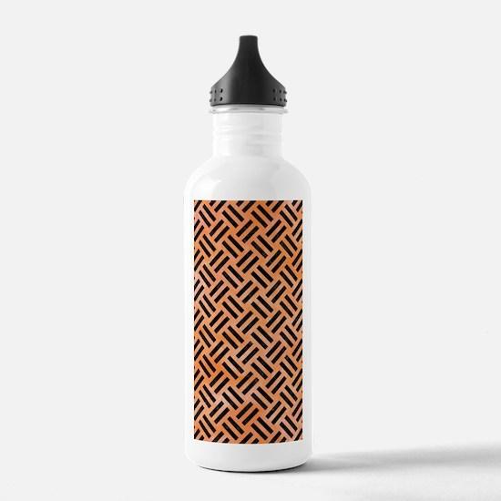 WOVEN2 BLACK MARBLE & Water Bottle